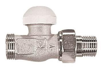 Poze Robinet cu ventil termostatic Herz TS-90 , drept, DN 15 cod 1 7733 81
