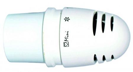 """Cap termostatic Herz Mini-Classic cu clipsuri """"D"""" 6-28 °C 1 9200 99"""