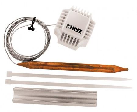 Poze Cap termostatic cu senzor de contact pentru încălzirea în pardoseală cod 1 7420 06