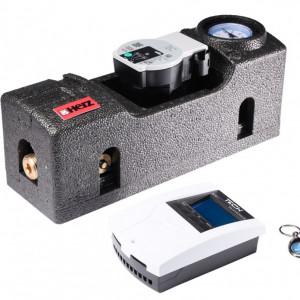 Grup de pompare HERZ-Pumpfix SOLAR Simple cu pompa Wilo si controler colector solar Tech, cod EU-401n