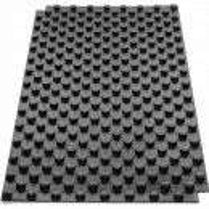 Placa termoizolanta cu nuturi pentru incalzire in pardoseala, COMBITOP ND20 (EPS 150)