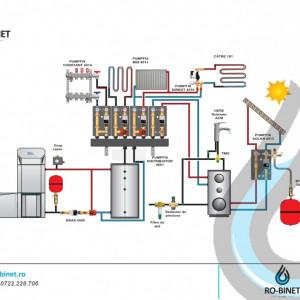 Filtru pentru apă potabilă HERZ DN 25, PN 16, cod 2 3010 03