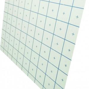 Placa Taker 30 mm grosime pentru sisteme de încălzire în pardoseală EPS 80 I (cu folie împletită cașerată) 16200030