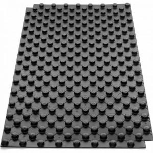 Placa termoizolanta cu nuturi pentru incalzire in pardoseala, COMBITOP ND30 (EPS 150)