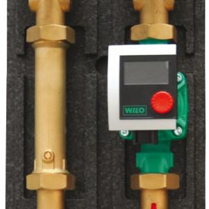 Grup pompare PUMPFIX DIREKT echipat cu pompa de inalta eficienta Stratos PICO DN 32 1 4514 22