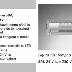 Panou automat Purmo TempCo Connect 6M, 230V, cu releu de inchidere a pompei