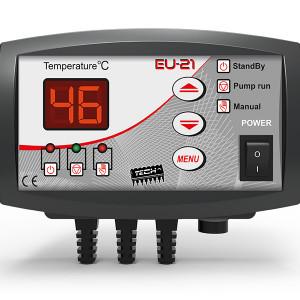 Controler Tech pentru pompe de încălzire, cod EU-21