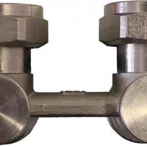 Piesa de legatură Herz 3000 (pentru radiatoarele Vogel&Noot), model colțar, cod 1 3766 41