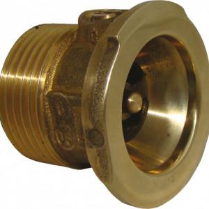 Clapetă de sens pentru pompă cu racord DN 32 si piulita DN 50 1 2634 04