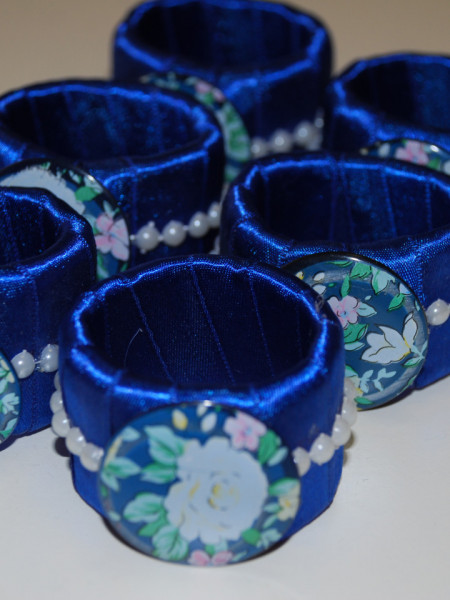 Комплект от пръстени за салфетки