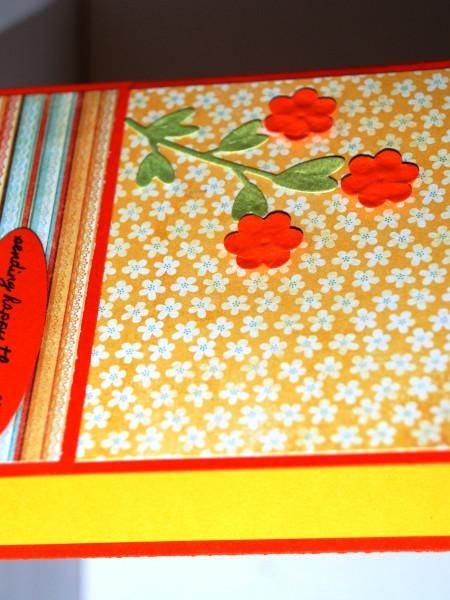 Ръчно изработена картичка №146