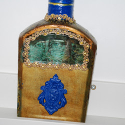 Стъклено шише