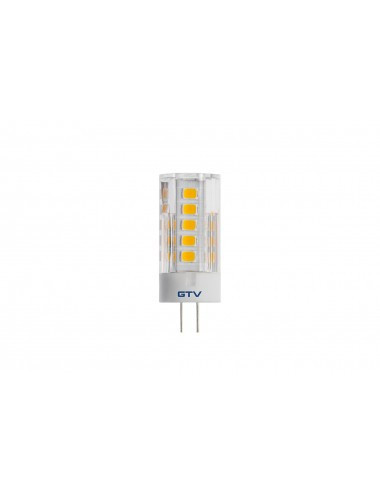 Bec led G4, 3.5W(30W), 12V, 320 lm, A , lumina naturala, GTV