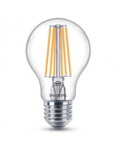 Bec led Vintage, E27,8W(75W), lumina calda, 1055 lm, A , Philips