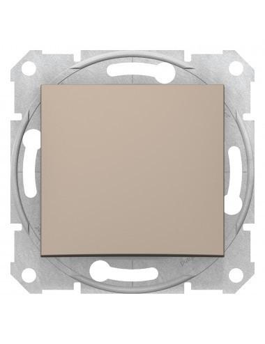 Intrerupator alternativ, 10A, IP20, Titan, Schneider Sedna