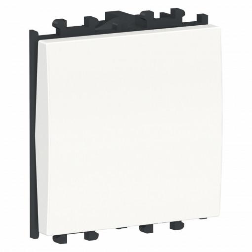 Intrerupator cap scara, 2 module, alb, Schneider Easy Styl