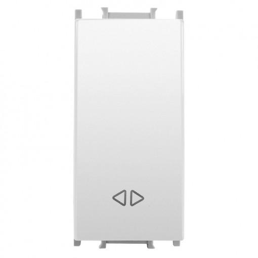 Intrerupator cruce 1 modul Thea Modular Panasonic, Alb