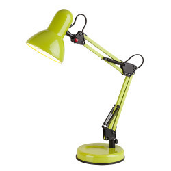 Lampa de birou Samson verde, 4178, Rabalux