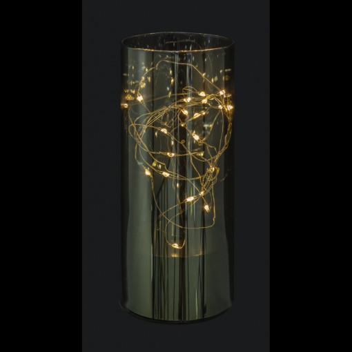 Veioza decorativa led, cu baterii, 28163 Globo