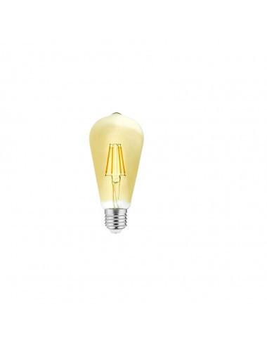 Bec led Vintage, E27, 4W(36W), lumina calda, 400 lm, A+, GTV