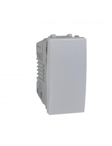 Intrerupator 1 modul, alb, 10A, IP20, Unica Allegro