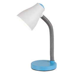 Lampa de birou Vincent albastra, 4174, Rabalux