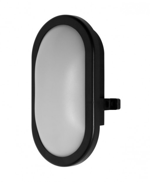 Plafoniera LED pentru exterior 11W, lumina naturala, 840 lm, neagra, Osram
