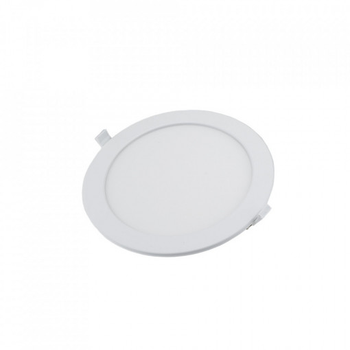 Spot led 24W Rotund 3 in 1(3000K-4500K-6000K), Incastrat, Optonica