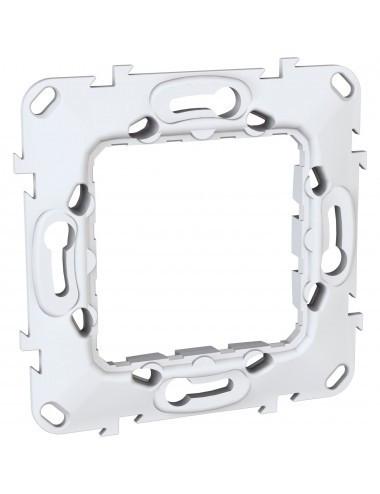 Suport 2 module, plastic, IP20, Schneider Unica