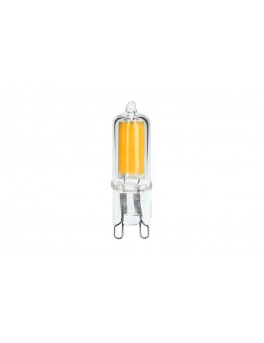 Bec led G9, 3W(25W), lumina calda, 250 lm, A GTV