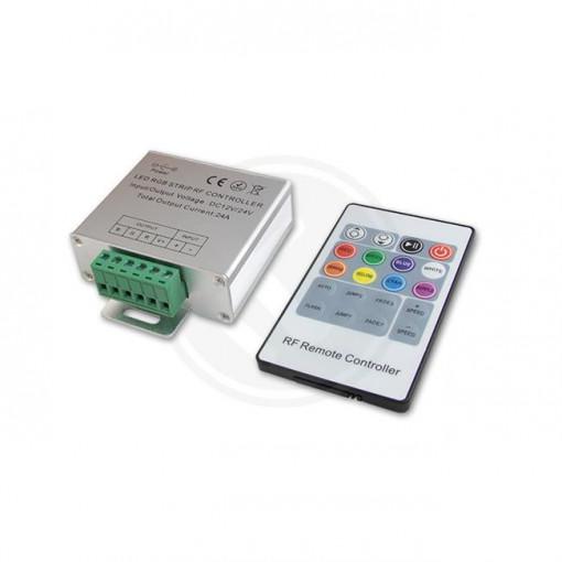 Controller banda led RGB 12-24V 24A RF