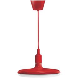 Pendul LED 24W 3000K Rosu, Braytron