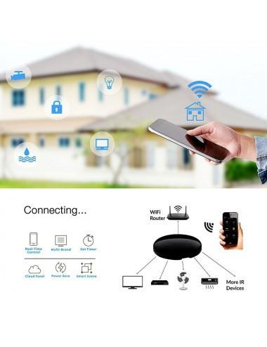Telecomanda universala IR compatibila cu Alexa si Google Home