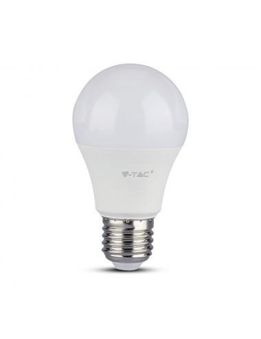 Bec led 9W(60W), E27, 806 lm, A+, lumina alba naturala, V-TAC