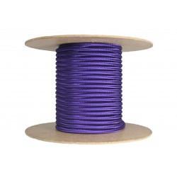 Cablu textil 2x0.75, violet