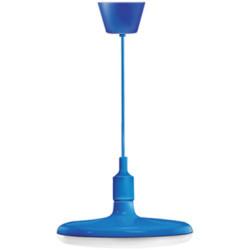 Pendul LED 32W 3000K Albastru, Braytron