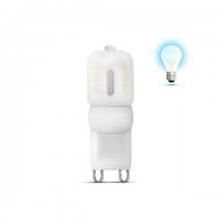 Bec led 2.5W G9 360grade 220V, Braytron, lumina rece