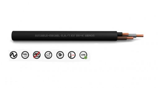 Cablu RV-K 1x50 mmp
