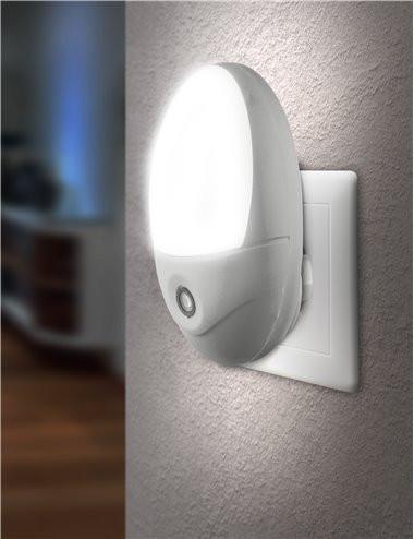 Lampa de veghe alb, Globo 31934W