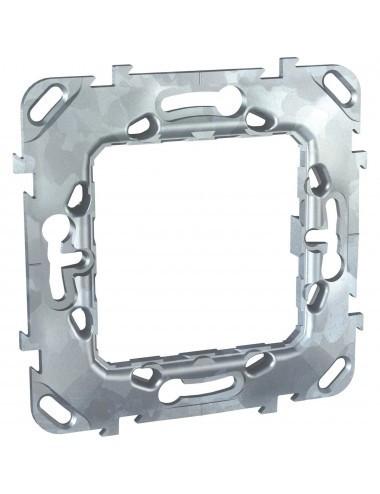 Suport 2 module, metal zamak, IP20, Schneider Unica