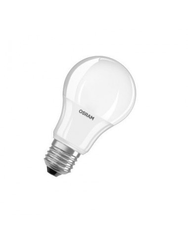 Bec led E27, 9W(60W), lumina calda, 806 lm, A+, Osram