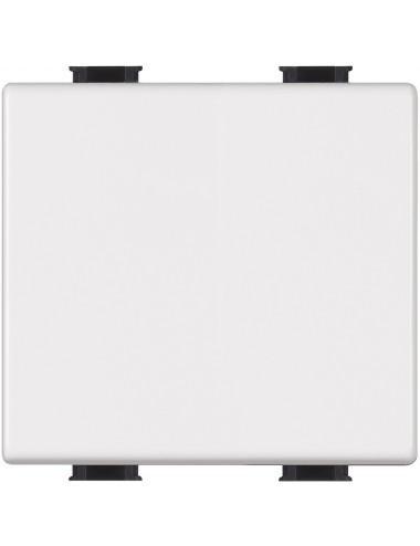Intrerupator simplu, 2 module, 16A, alb, Bticino Matix
