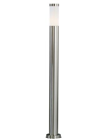 Lampa de exterior otel inoxidabil opal, 1 bec, dulie E27, Globo 3159