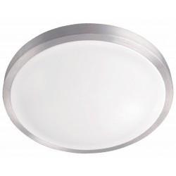 Plafoniera led 22W, rotunda, lumina rece, model metal