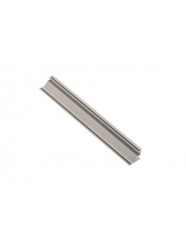 Profil aluminiu banda led de colt, 2 metri, sampanie, GTV