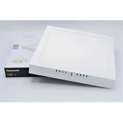 Spot led 24W Patrat 6500K, Aplicat, Panasonic
