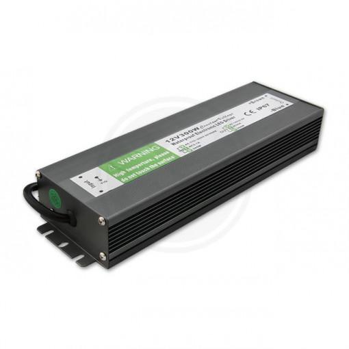 Sursa alimentare banda led protectie la umiditate IP67 12V 25A 300W
