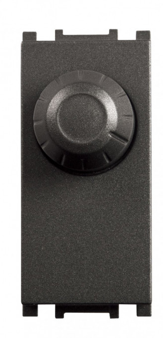 Variator 20-300W 1 modul Thea Modular Panasonic, Negru