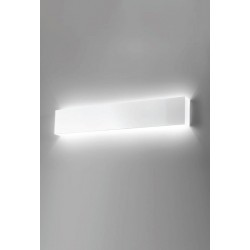 Aplica led Dreptunghiulara 12W, Alba, Braytron, lumina calda