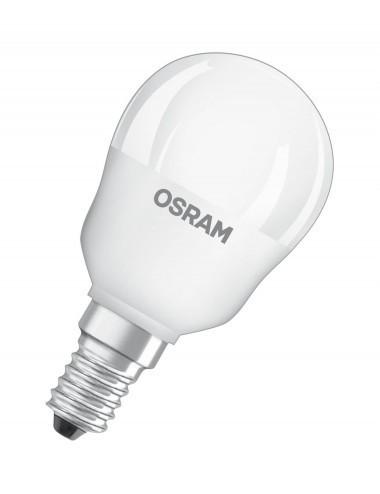 Bec LED RGB Osram P45, cu telecomanda, E14, 4.5W (25W), 250 lm